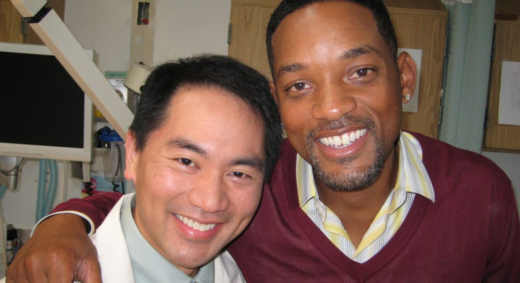 Keisuke and Will Smith
