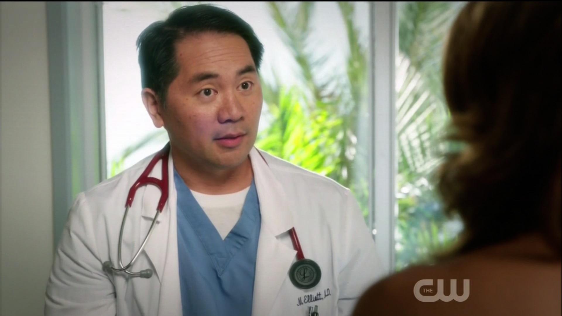 Jane the Virgin | Dr. Elliot, Miami ER