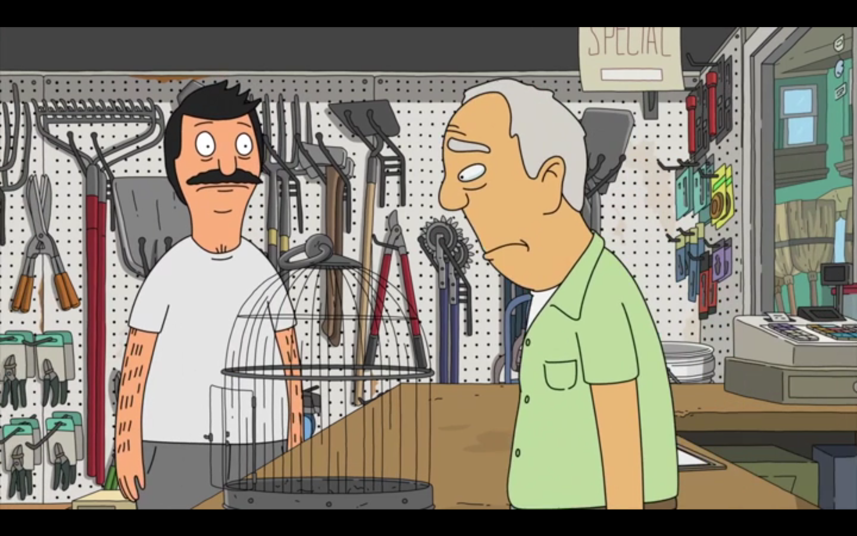 "BOB'S BURGERS ""PTA It Ain't So"" (S9 Ep20)"