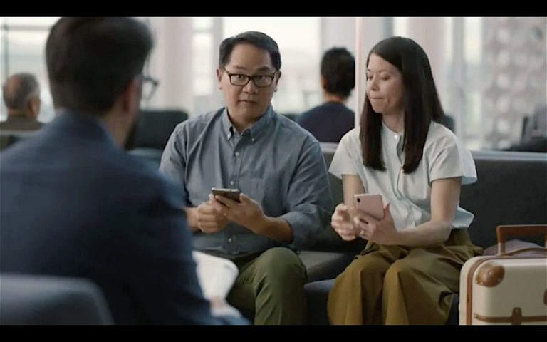 "TD Ameritrade: ""Airport""(National Commercial)"