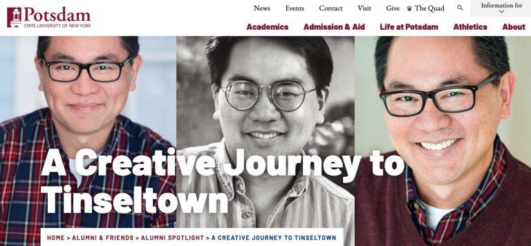 Interview: SUNY Potsdam Alumni Spotlight